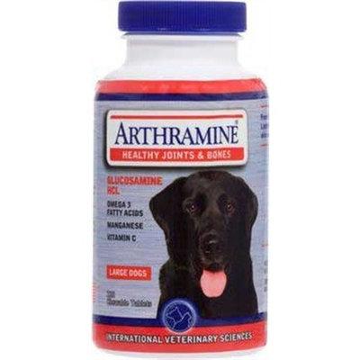 International Veterinary Sciences Arthramine Healthy Joints & Bones (Lg Breed) Chewable Tablets 120 ct