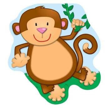 Carson-dellosa Publishing Carson Dellosa CD-151046 Monkey Note Pads