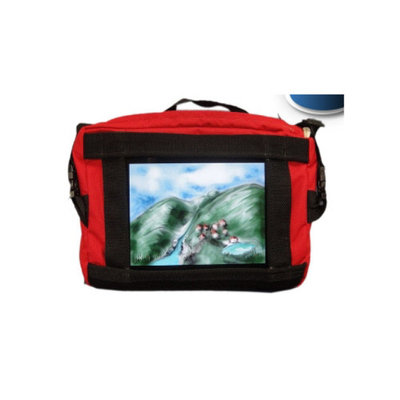 Nimbustote busTote-101 Original Red iPad Bag