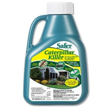 Safer Brand Caterpillar Killer with BT, 8 Ounce Concentrate (Discontinued by Manufacturer)