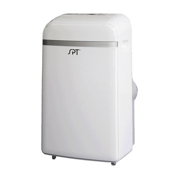 Sunpentown SUNPENTOWN WA-1240H 12000BTU PORTABLE AIR CONDITIONER WITH HEATER