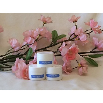 Next Step Enterprises Control-It! 3 Jar ~ 21 Day Fingernail Biting Treatment Only ALL NATURAL SOLUTION, this doctor recommended cream heals cuticles, unlike polish that drys cuticles, STRONGEST SUCCESS RATE Available