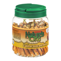Beefeaters Nature's One Dog Treats 3'' Chicken Biscuit Sticks