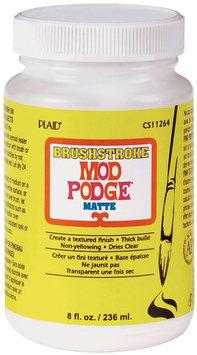 Plaid Matte -Brushstroke Mod Podg