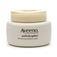Aveeno Active Naturals Positively Ageless Restructuring Treatment Cream