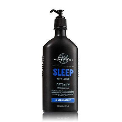 Bath & Body Works® Aromatherapy Sleep Detoxify Black Chamomile Body Lotion