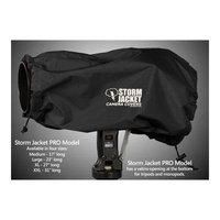 Vortex Media Pro Storm Jacket Cover for an SLR Camera with a Extra Extra Large (XXL) Lens Measuring 14