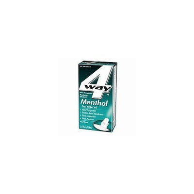4 Way 4-Way Mentholated Nasal Spray-0.5, oz.