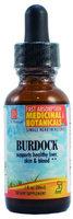 Burdock Organic, 1 oz, L.A. Naturals