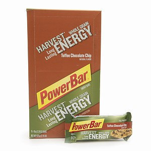 PowerBar Harvest Whole Grain Long Lasting Energy Bars