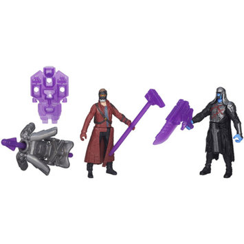 GUARDIANS OF THE GAL Marvel Guardians Of The Galaxy 2-Pack Star-Lord And Ronan Action Figures