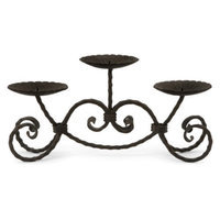 IMAX Wrought Iron Table Top Candelabra