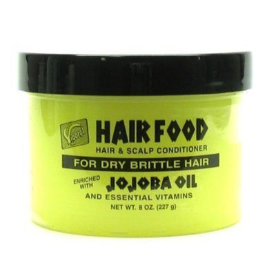 Vigorol Hair Food Hair & Scalp Conditioner for Dry Brittle Hair with Jojoba Oil 7.0 oz