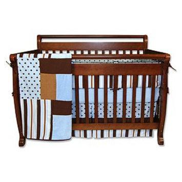 Trend Lab Max 4 Piece Crib Set