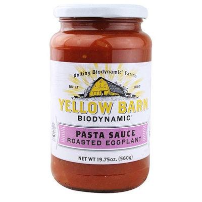 Good Boy Organics Yellow Barn Biodynamic Tasted Eggplant Pasta Sauce 19.75 oz