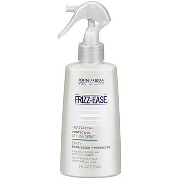 John Frieda Collection Frizz-Ease Heat Defeat Protective Styling Spray