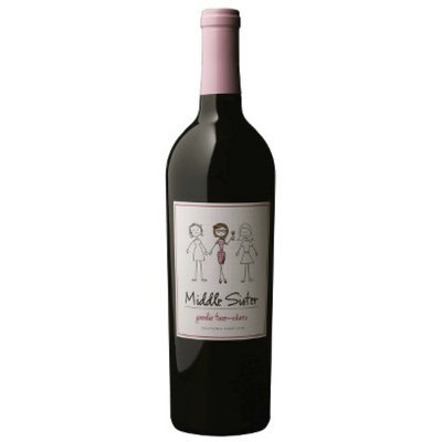 Middle Sister Goodie Two-Shoes Pinot Noir Wine 750 ml