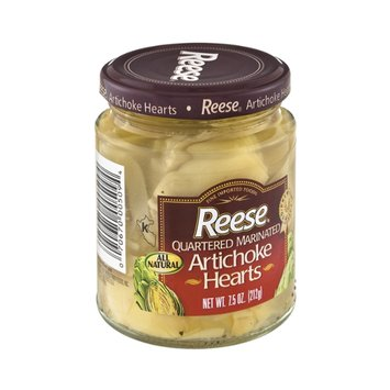 Reese Quartered Marinated Artichoke Hearts