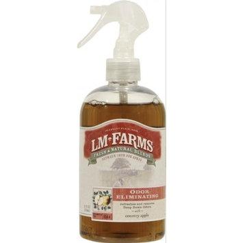 L M Animal L/M Animal Farms DLM13082 Odor Eliminating Between Bath Dog Spray, 12-Ounce