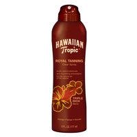 Hawaiian Tropic Royal Tanning Clear Spray