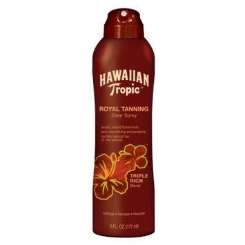 Hawaiian Tropic® Royal Tanning Clear Spray