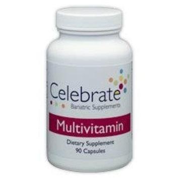 Celebrate Multivitamin Capsules 90 count