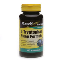 Mason Natural L-Tryptophan Sleep Formula