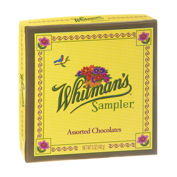 Whitman's Assorted Chocolates Sampler