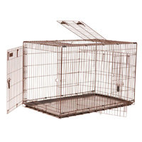 Precision Pet Products Precision Pet Great Crate 3 Door Dog Crate 48in