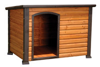 ProConcepts K-9 Lodge Dog House in Cedar