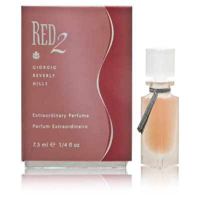Armani Red 2 by Giorgio Beverly Hills Extraordinary Parfum (Unboxed)