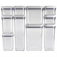 OXO 10-pc. Good Grips POP Container Set