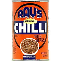 Ray's Rays Chili Orgnl Bean 15 oz (Pack Of 12)