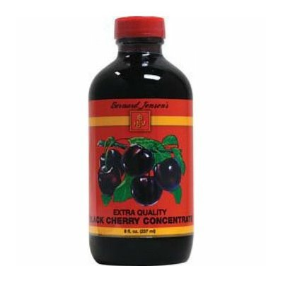 Bernard Jensen Black Cherry Concentrate Extra 8 fl oz