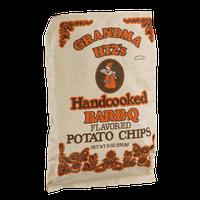 Grandma Utz's Handcooked Flavored Potato Chips Bar-B-Q