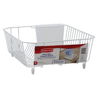 Rubbermaid Small Dish Drying Rack - White