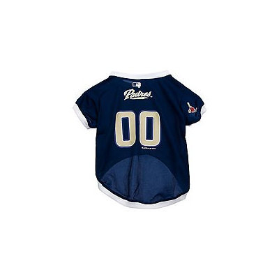 Hunter Mfg Dn-3114441-L San Diego Padres Dog Jersey - Large