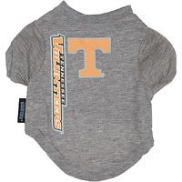 Hunter Tennessee Volunteers College Pet T-Shirt, Small