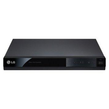 LG Electronics LG Progressive Scan DVD Player - Black (DP132)