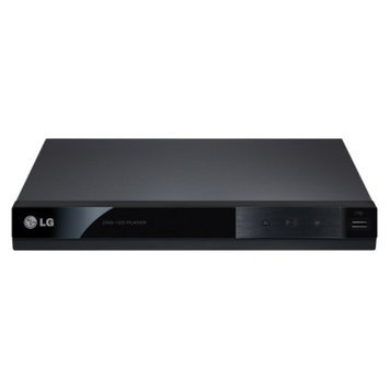 LG Electronics LG Progressive Scan DVD Player - Black (DP132)