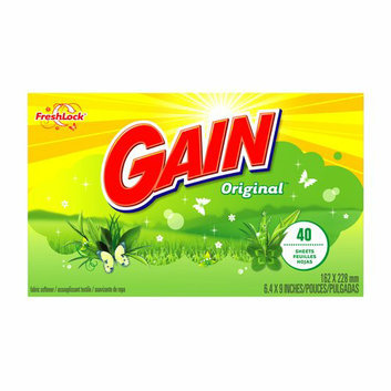 Gain FreshLock Original Dryer Sheets
