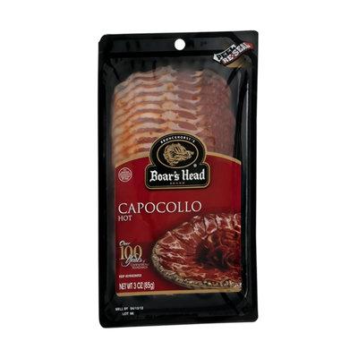 Boar's Head Hot Capocollo
