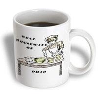 Recaro North 3dRose - Florene Humor - Real Housewife Of Ohio - 11 oz mug