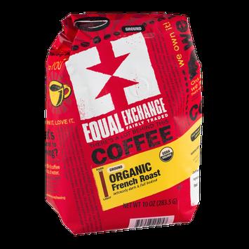 Equal Exchange Coffee Organic French Roast Ground