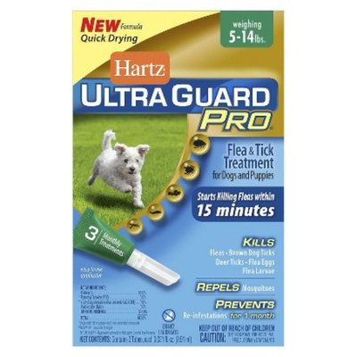 Hartz UltraGuard Pro Flea and Tick Treatment Drops for Dogs and