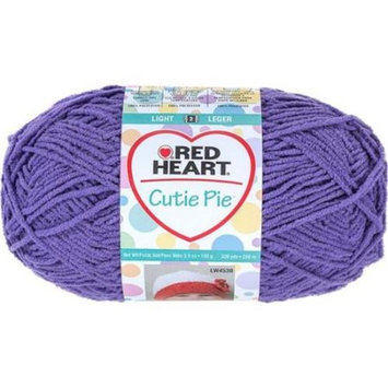 Coats Yarn Red Heart Cutie Pie Yarn, Available in Multiple Colors