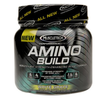 Muscletech Amino Build White Grape