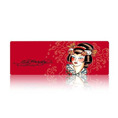 Christian Audigier Ed Hardy Geisha Thermal Pouch/Clutch Model No. 10014