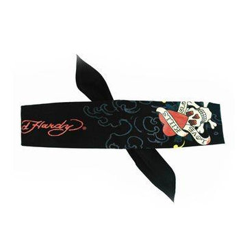 Ed Hardy Love Kills Slowly Soft Hair Scarf Wrap