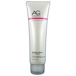 AG Hair Cosmetics Sterling Silver Toning Conditioner 6oz